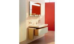 Ideal Standard Мебель для ванной Moments 65 дуб
