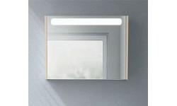 Ideal Standard Зеркальный шкаф Softmood 80 светло-коричневый